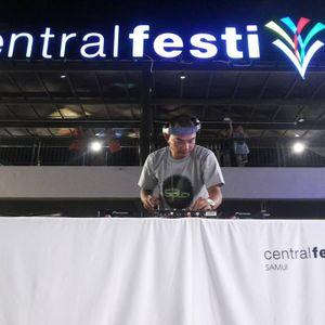 ElectRom (BKK/Thai) Civilze Session Deep Vox Mix @ Central Festival Koh Samui Thailand.