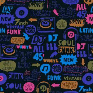 Funk + Soul 45s Mix