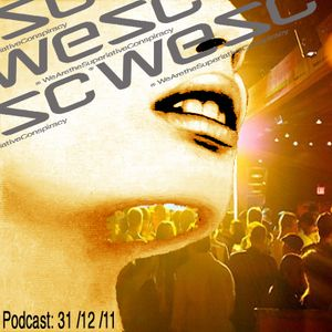 Podcast 31/12/11 - 01/01/12 New Years Eve