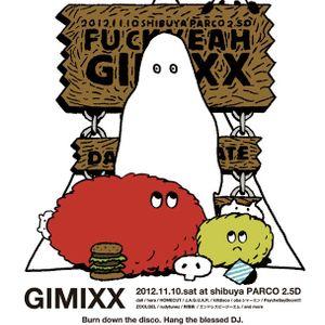 GIMIXX at 2.5D (2012.11.10.) Master Mix
