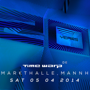Carl Cox – Live @ Time Warp (Mannheim, Germany) – 05.04.2014