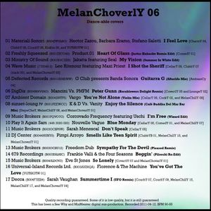 SeeWhy MelanChoverlY06