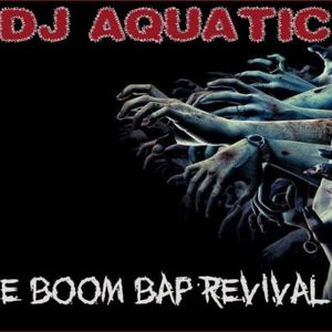 Dj Aquatic-The Boom Bap Revival 2