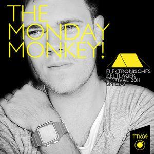 TieftonKlub Shortcasts [009] - The Monday Monkey!