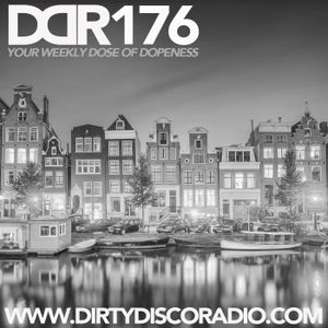 Dirty Disco Radio 176, by Kono Vidovic.