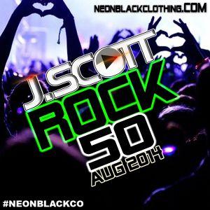 Rock50 Mix August 2014