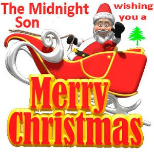 Marry Cristmas from The Midnight Son