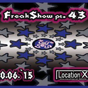 FreakShow pt.43 @ Bass-Breaker 20.06.2015 Kassel