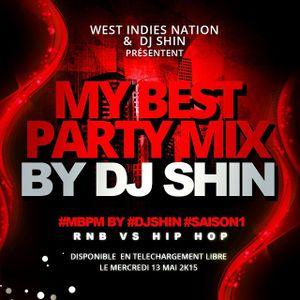 Dj Shin -  My Best Party Mix R&b Vs Hip Hop Edition
