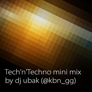 tech'n'techno minimix