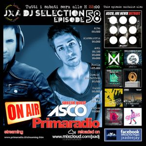 JXA Dj Selection Episode 58