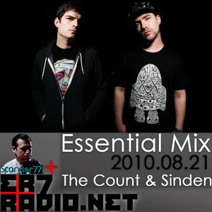 The Count & Sinden - BBC Essential Mix (2010-08-21)