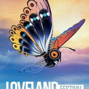 Dubfire - Live @ Loveland Festival 2012, Holanda (11.08.2012)