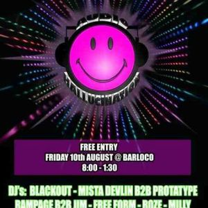 Rampage B2B DJ Jim Audio Hallucination August 2012
