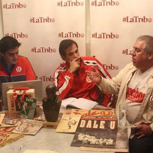 #LaTribu: Entrevista a Miguel Reyes, coleccionista de artículos históricos de la U. [16/7/17]