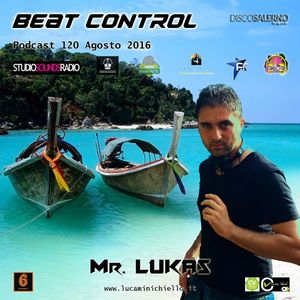 Beat Control Podcast 120 Agosto 2016