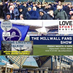 No One Likes Us Talkin! live at Love Sport Radio 08 March 19