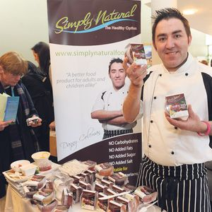 Chef Danny Coleman on CRCfm 24th April 2013