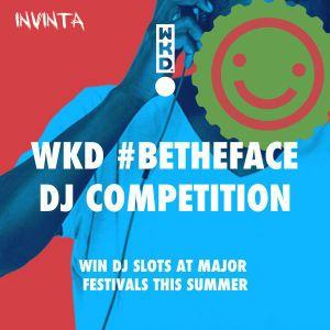 WKD #BETHEFACE - INVINTA