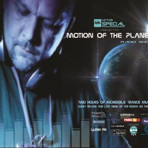 Victor Special-Motion of the Planet Episode 045 with CJ Stereogun Guest mix