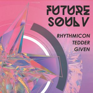 Rhythmicon - Future Soul V set