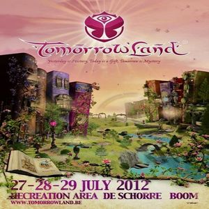 Dave Clarke @ Tomorrowland 2012 - Boom Recreation Area De Schorre - 29.07.2012
