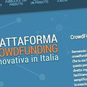 Radio Stonata. Non solo Crowdfunding. 08.02.2017. Tommaso Baldissera. crowdfundme. crowdadvisors