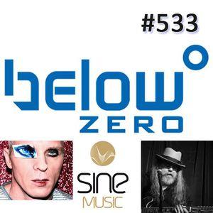 Below Zero Show #533