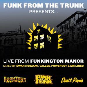 Live From Funkington Manor; Mr Lingo