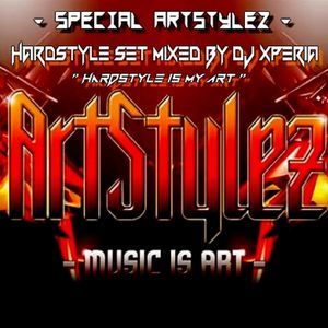"""Special ArtStylez - """" HardStyle Is My Art """" Mixed By DJ Xperia"""