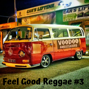 Feel Good Reggae #3 - 07-2019 / The Congos, Don Carlos, El Hadji, SHP, Alborosie, Chronixx, Sizzla..