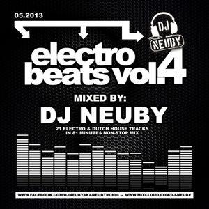 DJ Neuby - Electro Beats Vol.4