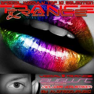 Trance&Trance Weekly Top 10 Agosto 2012 Vol. 3 (Semana 3 Vocal Trance)