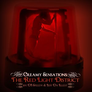 Creamy Sensations: The Red Light District