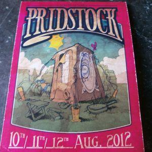 JUSTIN SPARREY (SPLOSH) @ PRIDSTOCK the Share & Colter pub Hernebay.11th aug. 2012.