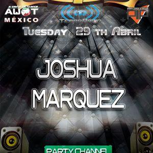 Joshua Márquez @ TEMPO Radio 1er Aniversario Day 2.   29.04.14