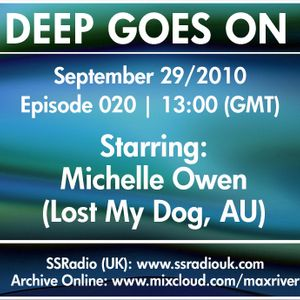 Deep Goes On 020 with Michelle Owen