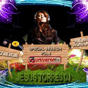 Universo Fm.- Special Session Vol8.- Jesus Torres Dj