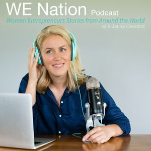 Episode 030 Jacqueline Poirier: I just followed what I was passionate about.