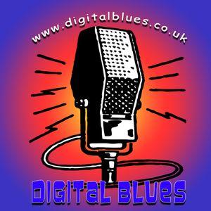 DIGITAL BLUES ON GATEWAY97.8 - 13TH JULY 2016