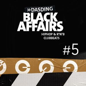DASDING 90.8 FM | Black Affairs 12/06/15 (mixed live by DJ Damian)