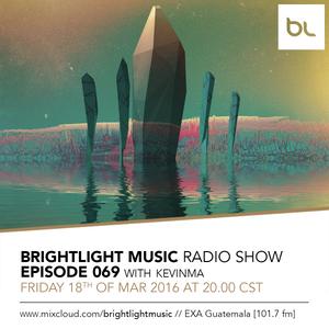 #069 BrightLight Music Radio Show with KevinMa