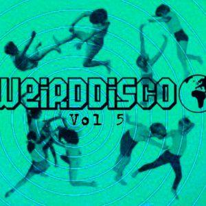 WEIRDDISCO VOL 5 Mixed By Jonathan Buxton
