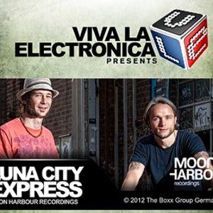 Viva la Electronica pres Luna City Express - Moon Harbour Special