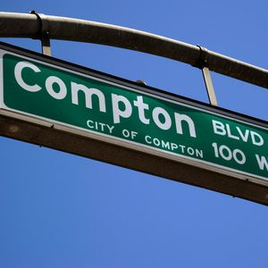 Welcome to Compton (Straight Out of Compton Mix)