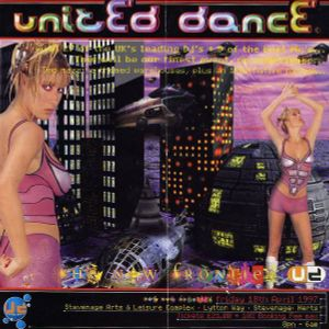 Slipmatt United Dance 'The New Frontier' 18th April 1997
