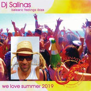 "DJ Salinas - ""We love summer 2019"""