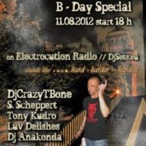 DJ Anakonda @ Brother Bratzaz B-Day Special 11.08.2012