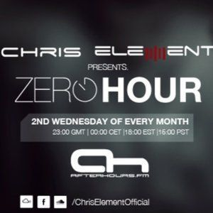 Chris Element - Zero Hour 010 Live @ Circus Afterhours Montreal
