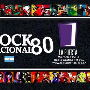 PROGRAMA 244 - ROCK NACIONAL 1980